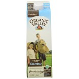 [Organic Valley] Organic Milk UP, 2%, Reduced Fat, Chocolate  At least 95% Organic