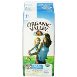[Organic Valley] Organic Milk 1%, Low Fat  At least 95% Organic