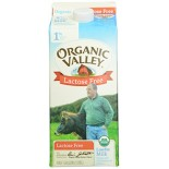 [Organic Valley] Organic Milk UP, 1%, Low Fat, Lactose Free  At least 95% Organic