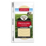 [Organic Valley] Cheese - Pasteurized Varieties; Rennetless Sliced Provolone  At least 95% Organic