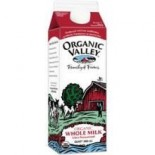 [Organic Valley] Organic Milk UP, Whole  At least 95% Organic
