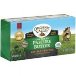 [Organic Valley] Butter Salted, Pasture  At least 95% Organic