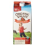 [Organic Valley] Organic Milk Lactose Free, Whole Milk  100% Organic