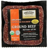 [Organic Prairie] Beef 85% Lean, Ground  At least 95% Organic