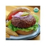 [Organic Prairie] Beef Grass Fed Patties 6Ct IQF  At least 95% Organic