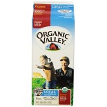 [Organic Valley] Organic Milk Whole  At least 95% Organic