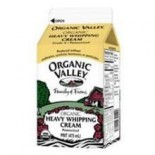 [Organic Valley] Whipping Cream Heavy Whipping Cream  At least 95% Organic