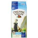 [Organic Valley] Organic Milk 2% Low Fat Milk  At least 95% Organic