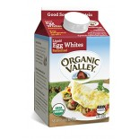 [Organic Valley] Eggs Egg Whites, Pasteurized  100% Organic