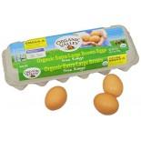 [Organic Valley] Eggs Brwon, Ext Lrg, Omega3, Grade A  100% Organic