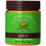 [Barney Butter] All Natural Barney Butter Crunchy 10 oz