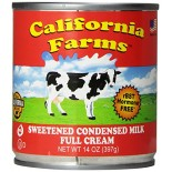 [California Farms]  Condensed, Sweetened