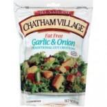 [Chatham Village] Croutons Garlic & Onion