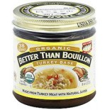 [Better Than Bouillon]  Turkey Base  At least 95% Organic