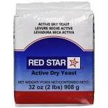 [Red Star]  Baking Yeast, Vacuum Packed