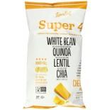 [Lesser Evil] Crunchy White Bean Bites Nacho