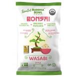 [Lesser Evil] Buddha Bowl Popcorn Bonsai Wasabi Style  At least 95% Organic