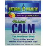 [Natural Vitality] Natural Calm Raspberry Lemon Packets