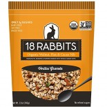 [18 Rabbits] Granolas Veritas/Flax/Pmpkn Sds/Nuts/Cacao  At least 95% Organic