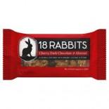 [18 Rabbits] Granola Bars Cherry Dark Chocolate & Almond  At least 70% Organic