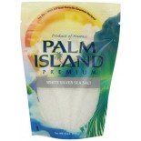 [Palm Island] Premium Sea Salt White & Silver