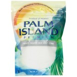 [Palm Island] Premium Sea Salt White Silver, Fine