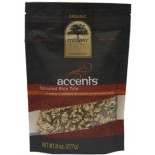 [Tru`Roots]  Accents Germinated Brn Rce Trio  100% Organic