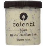 [Talenti Gelato E Sorbetto] Gelato Banana Chocolate Swirl