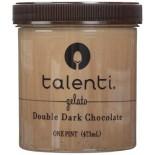 [Talenti Gelato E Sorbetto] Gelato Double Dark Chocolate