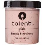 [Talenti Gelato E Sorbetto] Gelato Simply Strawberry