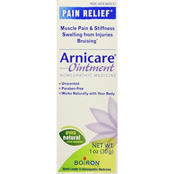 [Boiron] Personal Care Products Arnica Ointment