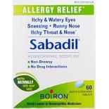 [Boiron] Speciality Sabadil (Allergy)
