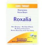 [Boiron] Speciality Roxalia (Sore Throat)