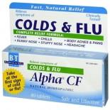 [Boericke & Tafel, Inc.] Cold & Flu Remedies Alpha CF