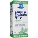 [Boericke & Tafel, Inc.] Tonics & Syrups Cough & Bronchial Syrup w/ Zinc