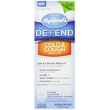 [Hylands Homeopathic Remedies] Cough & Cold Combinations Defend Cold & Cough