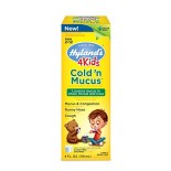 [Hylands Homeopathic Remedies]  Cold & Mucus, 4 Kids