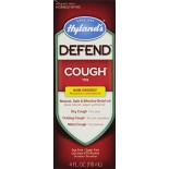 [Hylands Homeopathic Remedies] Cough & Cold Combinations Defend Cough Syrup, SF