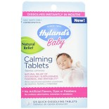 [Hylands Homeopathic Remedies] Remedies For Children Calming Baby Tablets