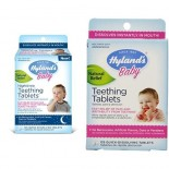 [Hylands Homeopathic Remedies] Remedies For Children Nightime Baby Teething Tablets