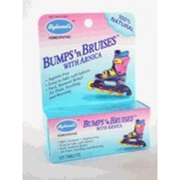 [Hylands Homeopathic Remedies] Arnica Products Bumps & Bruises w/Arnica
