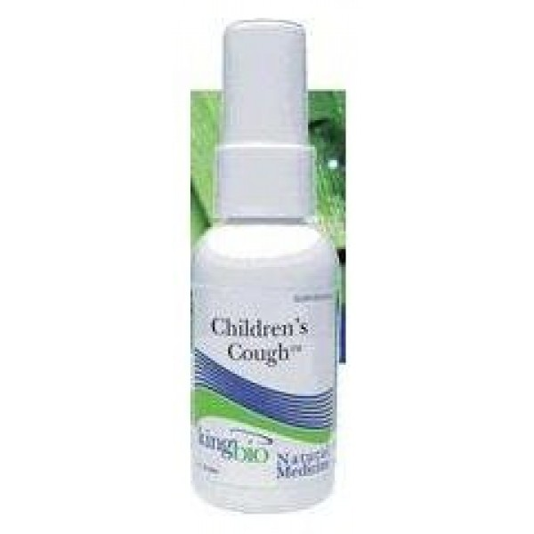 [King Bio] Healthy Children & Infants Childrens Cough