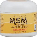 [At Last Naturals]  MSM Cream