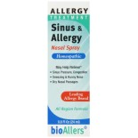 [Bio-Allers] Natural Homeopathic Medicine Nasal, Sinus & Allergy