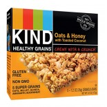 [Kind] Kind Plus Fruit & Nut Nutrition Bars Granola Bar, Oats N Honey W/Cnut