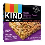 [Kind] Kind Plus Fruit & Nut Nutrition Bars Gran Bar, Maple Pmkn Sd W/Sslt