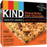 [Kind] Kind Plus Fruit & Nut Nutrition Bars Gran Bar, Drk Choc Peanutbutter