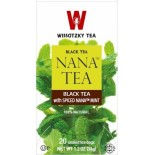 [Wissotzky] Nana Tea Black Tea w/Spiced Nana Mint