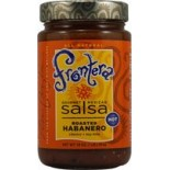 [Frontera] Salsas Habanero, Hot