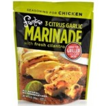[Frontera] Marinades 3 Citrus Garlic